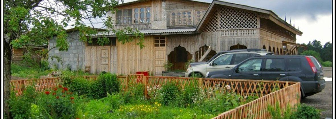 Итальянская ферма в селе Медное Тверской области