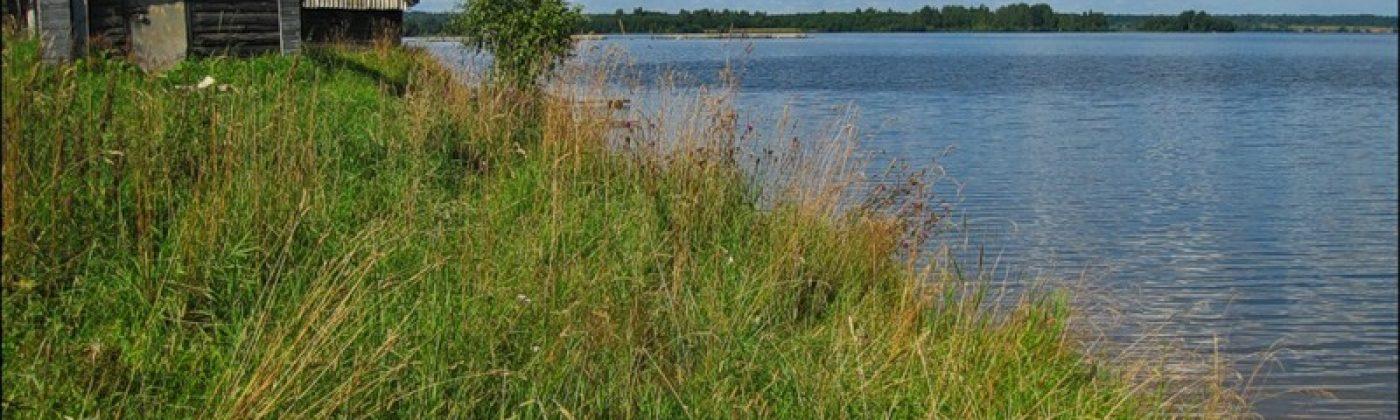 Поездка на озеро Вельё в деревню Балуево