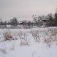 Село Морозово в Подмосковье: усадьба Тухачевских и Успенская церковь