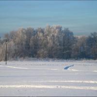 Одним зимним днем — фотография как искусство отсечения лишнего