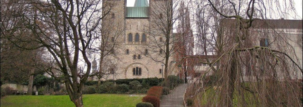 Церковь Абдингхоф в Падерборне