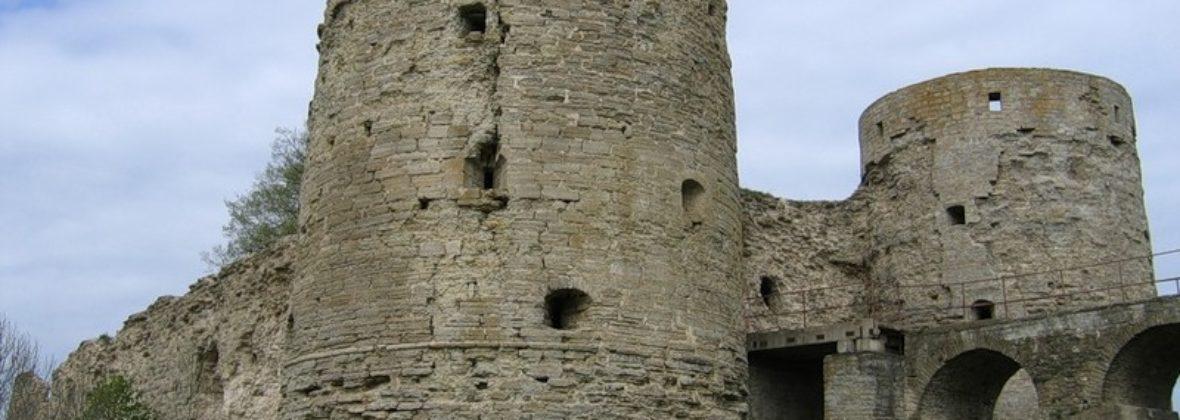 Крепость Копорье в Ленинградской области