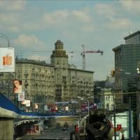 Московские пробки: были, есть и будут!