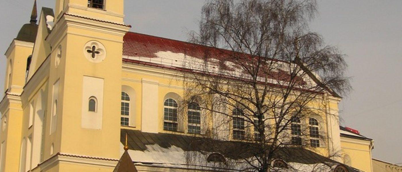 Поездка в Минск в феврале 2012 года