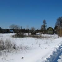 Март — месяц зимний