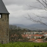 История крепости Каркасон
