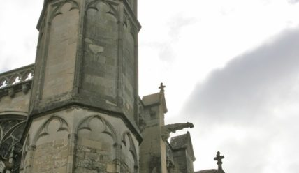 Базилика Святых Назария и Цельсия в крепости Каркасон