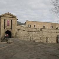 Крепость Мон-Луи в Пиренеях