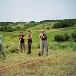 Археологическая экспедиция на Золотых Горках в Ростовской области