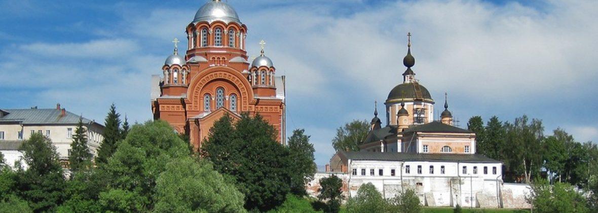 Поездка в Покровский Хотьков монастырь