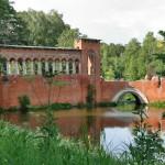 Усадьба Марфино. Часть 2: Готический мост и церкви