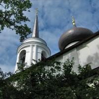 Пушкинские горы. Часть 7: Святогорский Свято-Успенский монастырь и могила А.С.Пушкина