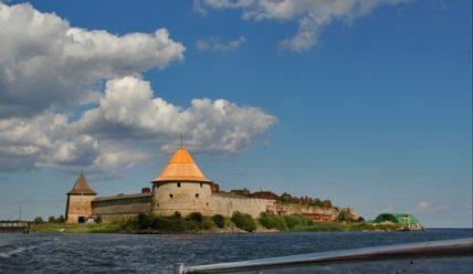 Крепость Орешек (Шлиссельбург): ключ к истории России