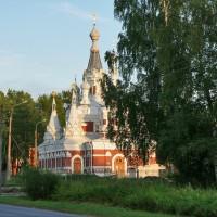 Собор Николая Чудотворца в Павловске
