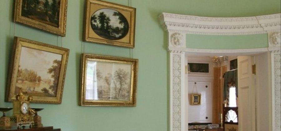 Павловский дворец: жилые комнаты императрицы Марии Федоровны