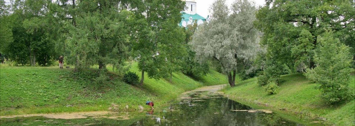 Федоровский собор в Федоровском городке Царского Села