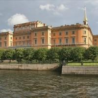 Михайловский замок в Санкт-Петербурге – дворец императора Павла I