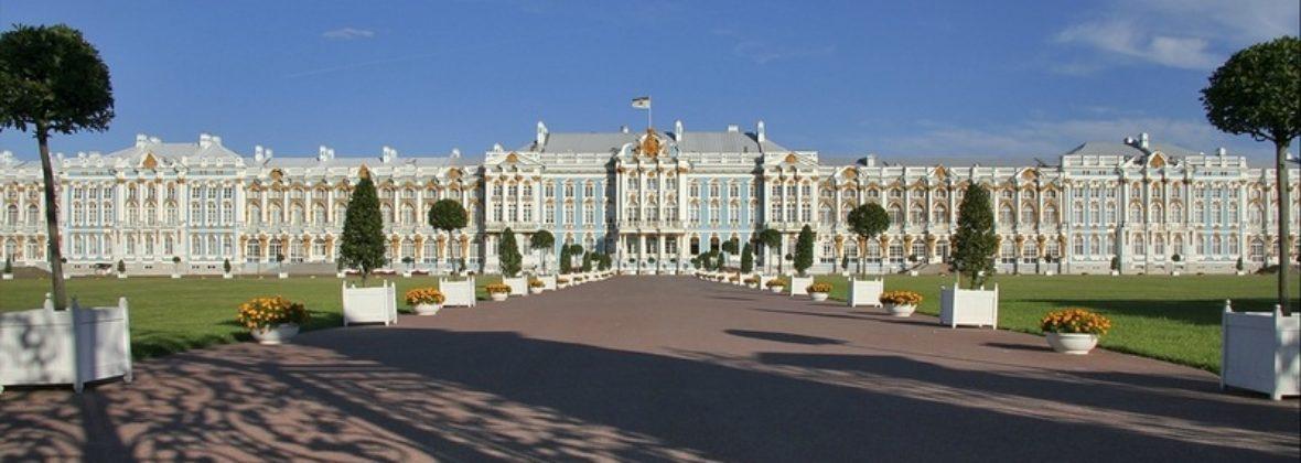 История и достопримечательности Екатерининского парка в Царском Селе