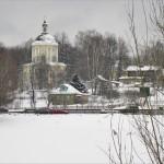 Усадьба Виноградово, «что на Долгом пруду» и церковь Владимирской иконы Божией Матери