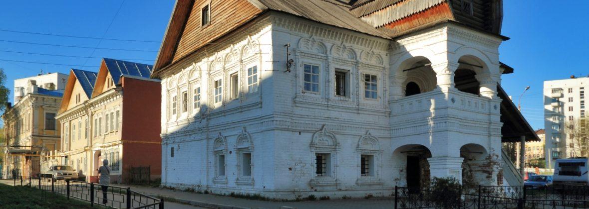 Прогулка по району Започаинье и Ильинской слободе в Нижнем Новгороде