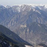 Поездка в Энкамп и долгий спуск с горы