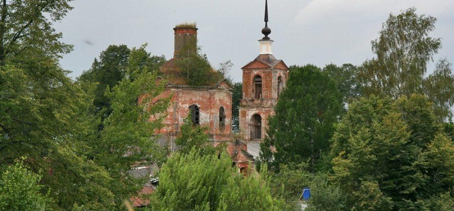 Церковь иконы Божией Матери «Всех скорбящих Радость» в Ассаурово, Подмосковье