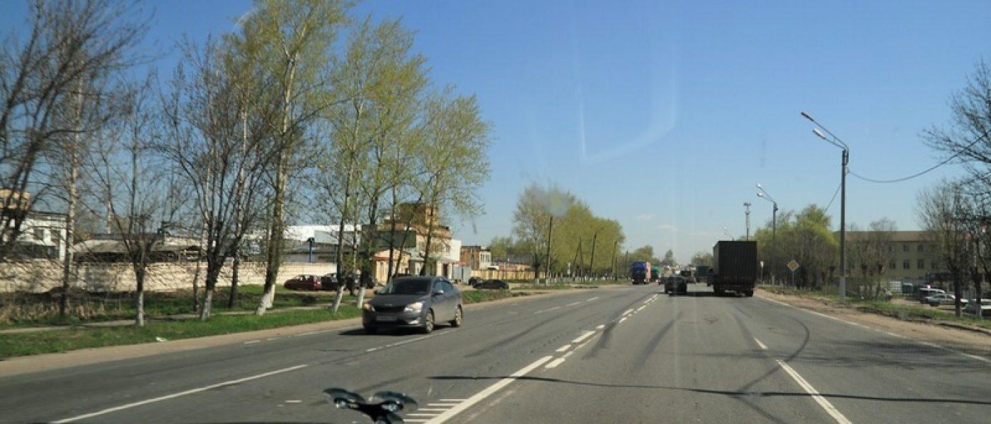 Трасса М7 «Волга» и Покровские пряники
