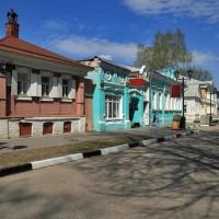 Городец — старинный город на Волге