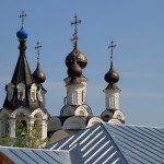 Благовещенский и Свято-Троицкий монастыри в Муроме и источник Ильи Муромца в Карачарове
