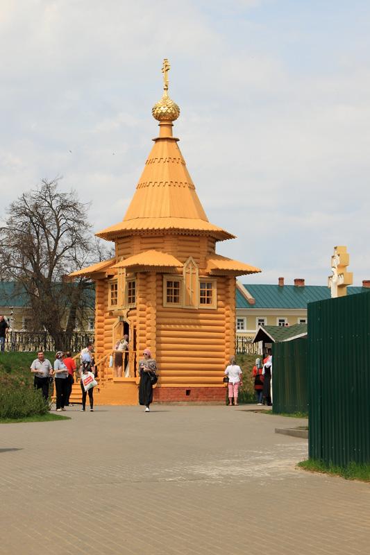 Свято-Троицкий Серафимо-Дивеевский монастырь, часовня