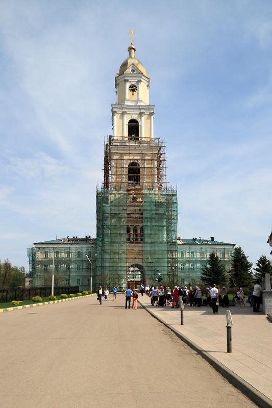 Свято-Троицкий Серафимо-Дивеевский монастырь, колокольня
