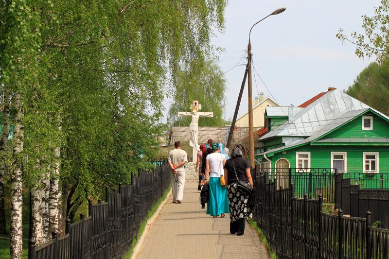 Свято-Троицкий Серафимо-Дивеевский монастырь, Святая Канавка
