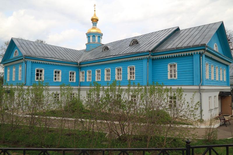 Свято-Троицкий Серафимо-Дивеевский монастырь, здание в монастыре