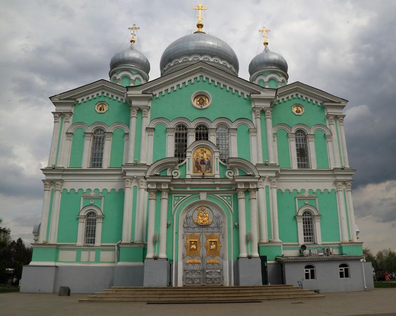 Свято-Троицкий Серафимо-Дивеевский монастырь, Троицкий собор