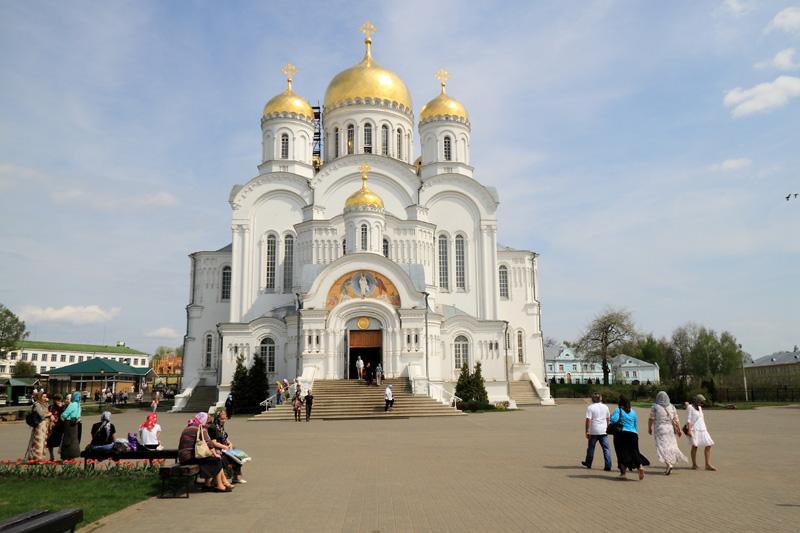 Свято-Троицкий Серафимо-Дивеевский монастырь, Спасо-Преображенский собор