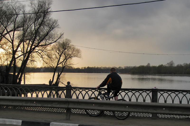 Долгопрудный, Котовский залив канала имени Москвы