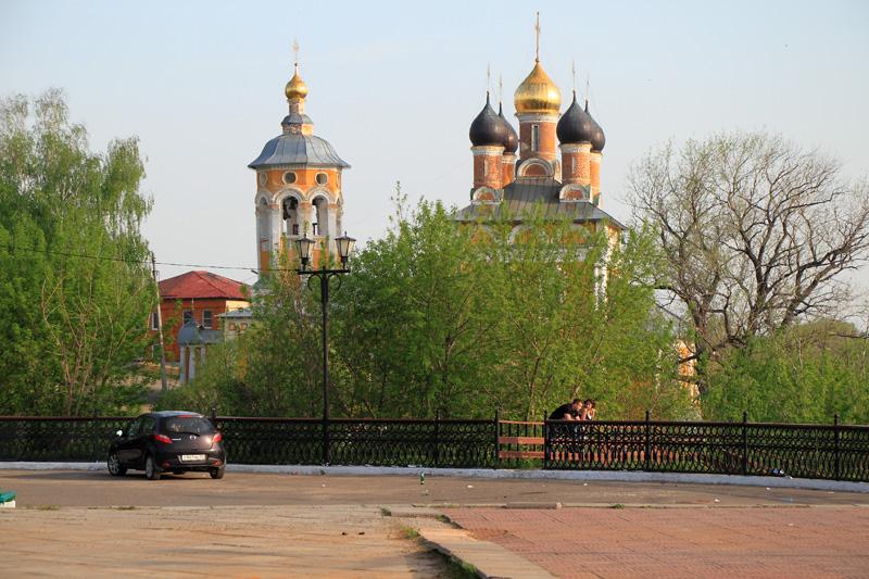 Муром, церковь Николая Чудотворца