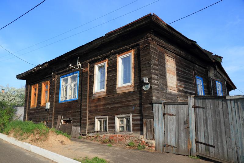 Деревянный дом в Муроме