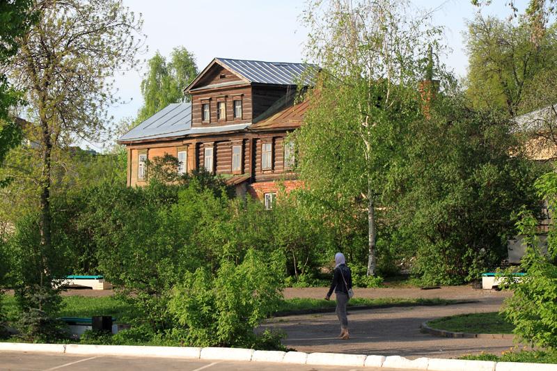 Муром, старый дом