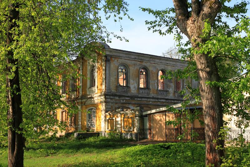 Муром, дом купцов Киселевых, XIX век