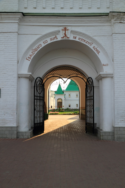 Муром, Спасо-Преображенский монастырь