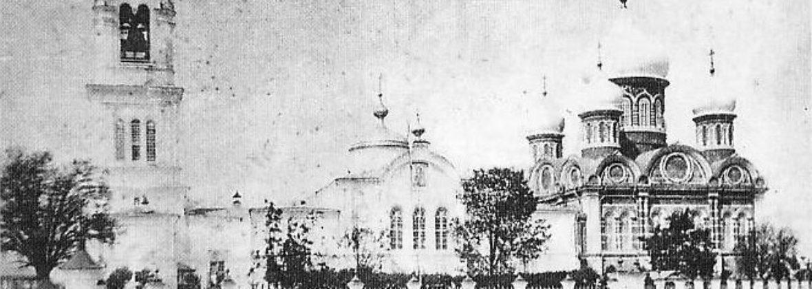 Торговое село Рогачёво и храм Николая Чудотворца, Московская область