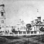 Торговое село Рогачёво и храм Николая Чудотворца