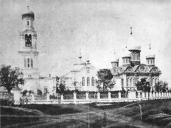 Никольский храм в селе Рогачёво