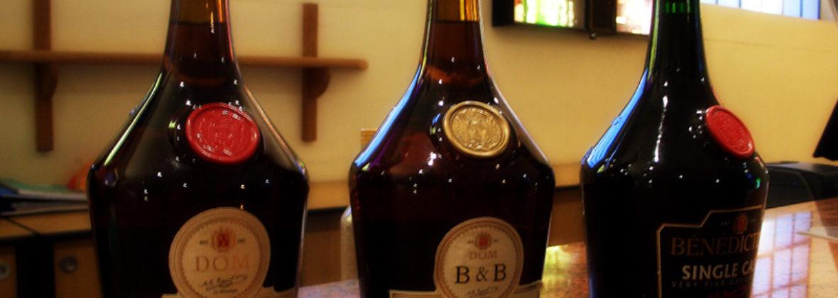 Божественный Бенедиктин — ликер монахов бенедиктинского ордена