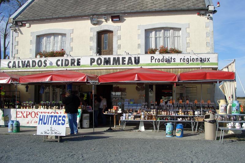 кальвадос, Нормандия