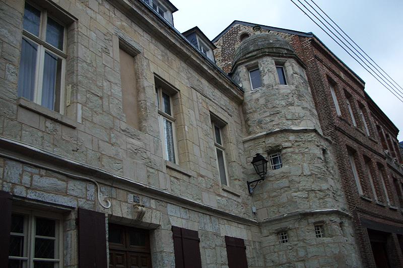 Жилой дом в Фекане