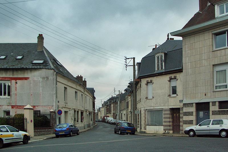Улицы Фекана