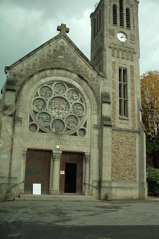 Церковь в Клеси