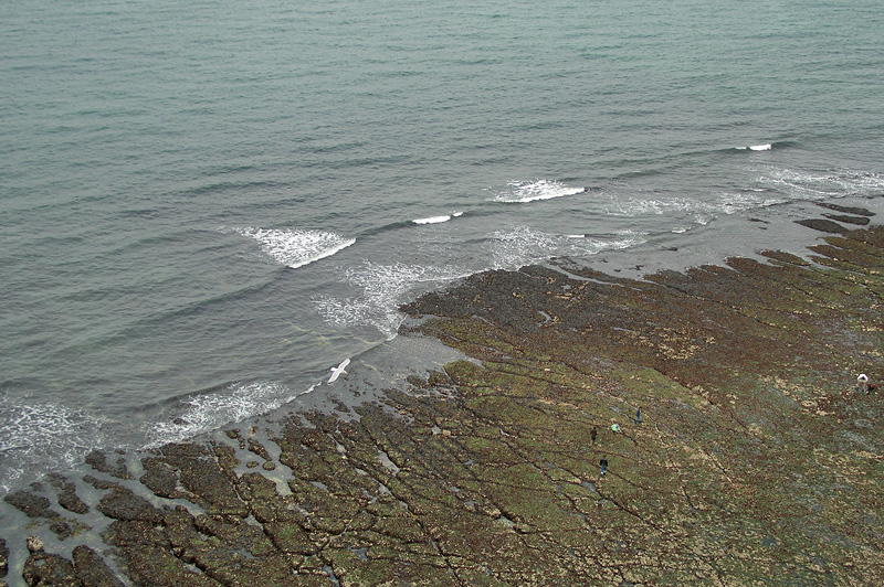 Море, Этрета